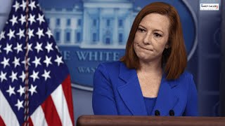WATCH: Tense Exchange Between Psaki And Reporter Over Border Crisis