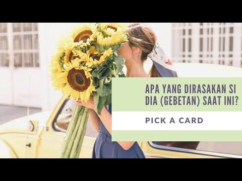 PILIH KARTU ( Apa yang dirasakan gebetan terhadapmu saat ini?) - YouTube