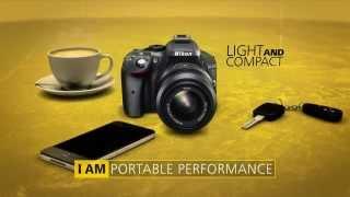 Nikon D5300 product video (English)