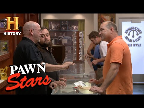 Pawn Stars: Spy Pen Radio Season 12, Episode 14  History