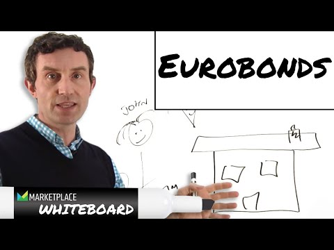 The name's Bond. Eurobond.