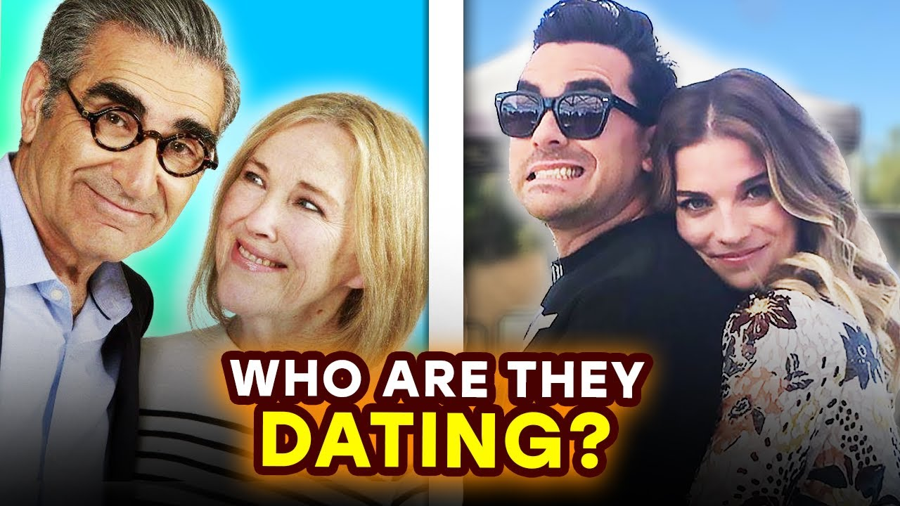 Download Schitt's Creek: Real-life Partners and Future Plans Revealed!  ⭐ OSSA