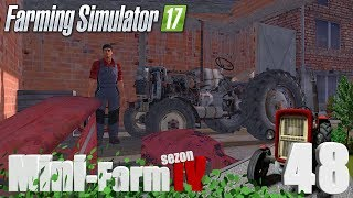 """Farming Simulator 17 Mini-Farm #48 - """"Czas na odpicowanie 55-tki"""""""