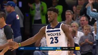 Utah Jazz vs Minnesota Timberwolves: October 20. 2017