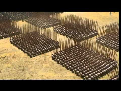 Battle of Gaugmela - Alexander The Great DVD Documentary