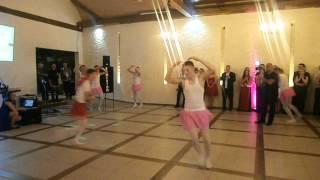 taniec Łabędzi  3w LO Zgorzelec