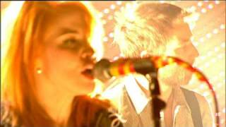 Paramore Where The Lines Overlap Live 27th Sept 09