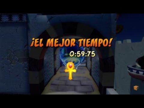 Crash Bandicoot 3 N. Sane Trilogy, high time