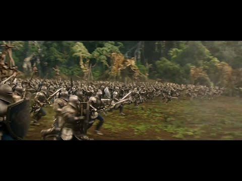 WarCraft (2016) - Final Battle - Part 1 (No interruptions) [4K]