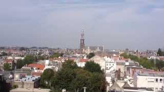 Fryske flagge op Westertoren