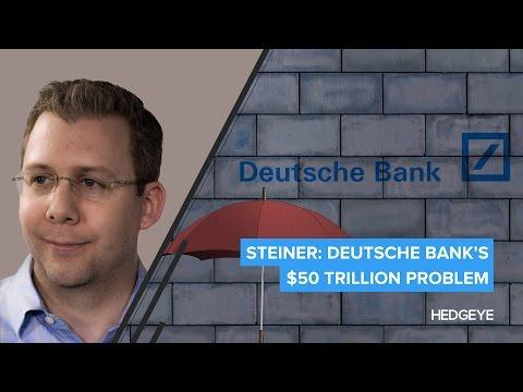 Steiner: Deutsche Bank's $50 Trillion Problem