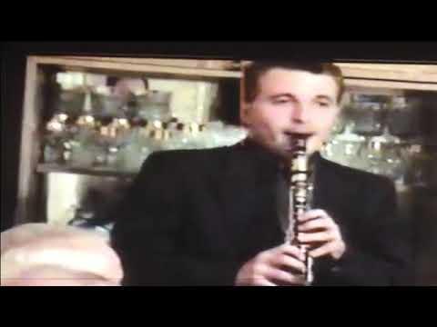 Завен Мартиросян кларнет Аго аккордеон Симон барабан 1995г (2 ая часть)