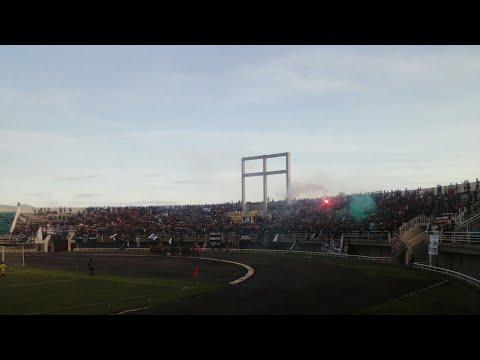 Aksi Berni Saat Persid Djember vs Semeru fc Di Stadion Jember Sport Garden (JSG)