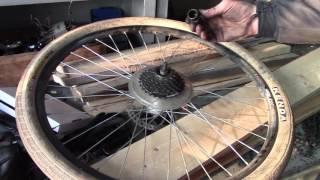 Весеннее ТО велосипеда - замена шатунов, звездочек и цепи