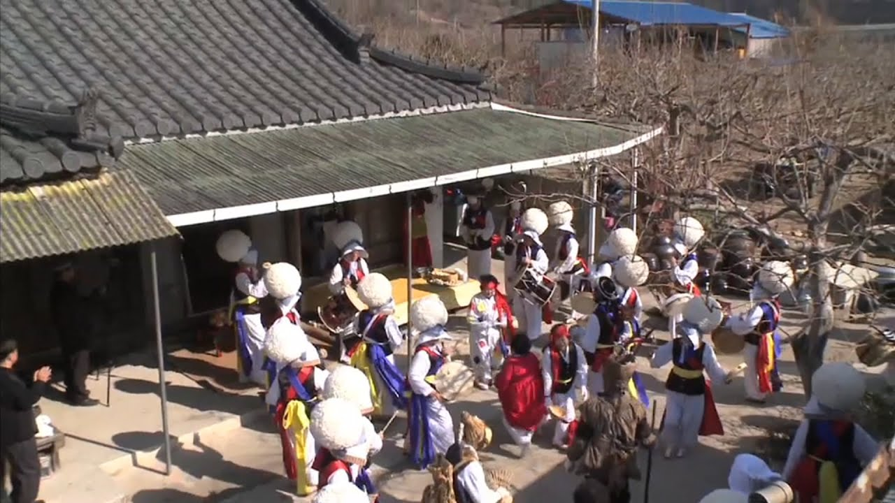 Download Nongak, community band music, dance and rituals in the Republic of Korea
