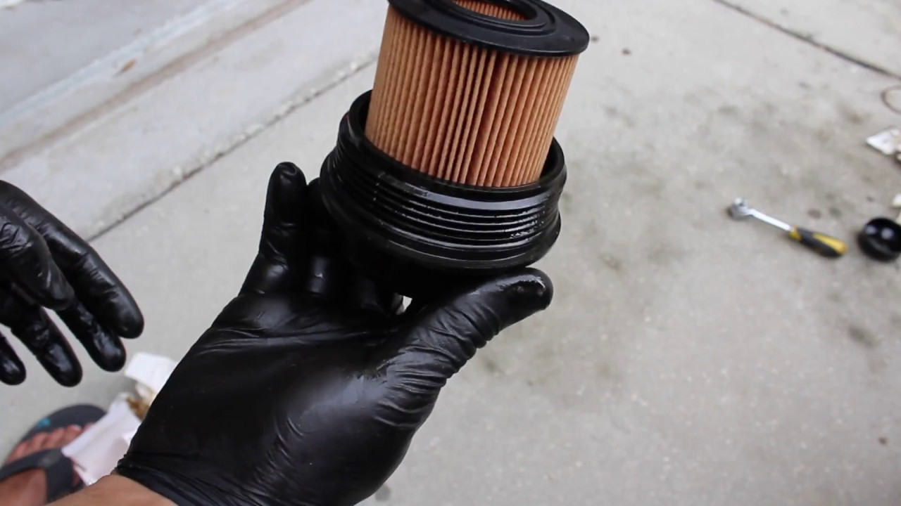 Changing Oil And Oil Filter On A 2006 2010 Ford Fusion Or Mercury