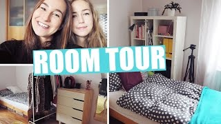 ROOM TOUR + closet + makeup storage