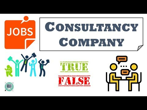Job Consultancy Companies Is TRUE or FAKE ?