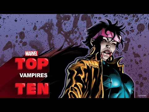 Marvel's 10 most vicious vampires include a cow | Marvel Top 10