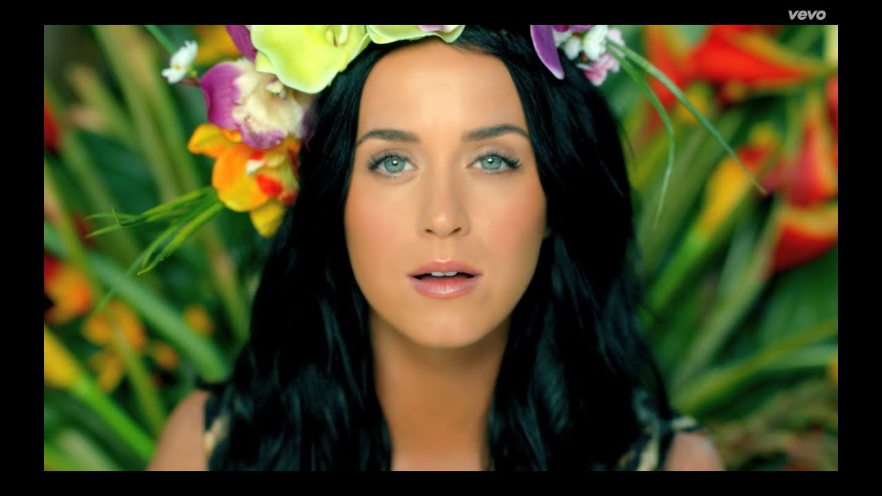 Katy Perry Roar Official Music Video Hair And Makeup