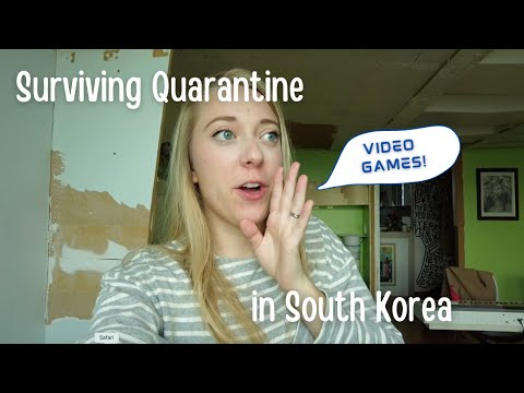 Surviving Quarantine in South Korea