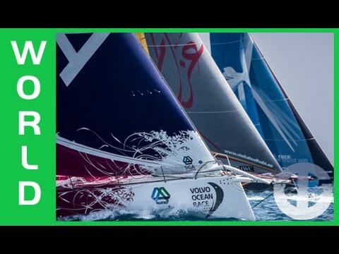 Sailing's Epic Volvo Ocean Race 2014/15