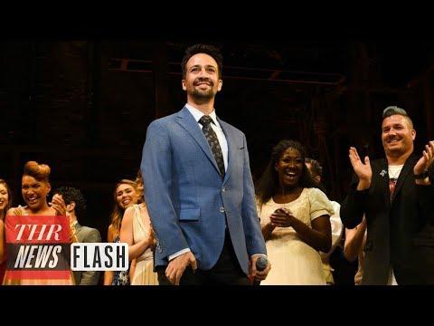 'Hamilton': Lin-Manuel Miranda to Star in Puerto Rico Production   THR News Flash