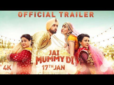 Jai Mummy Di - Official Trailer | Sunny Singh, Sonnalli Seygall, Supriya Pathak