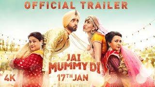 Jai Mummy Di Official Trailer   Sunny Singh, Sonnalli Seygall, Supriya Pathak, Poonam Dhillon
