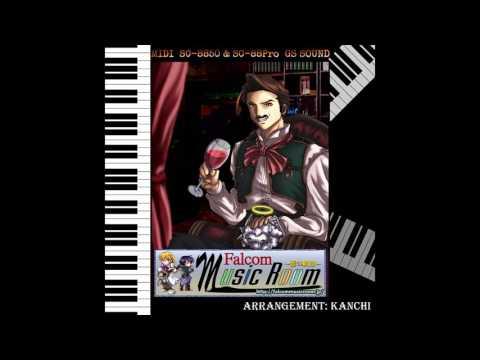 Falcom Music Room MIDI Collection - Windslash Steps (Ys VI)