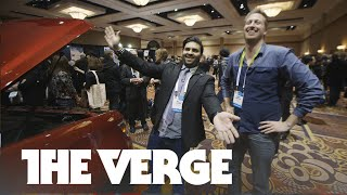 Adventures at CES 2015, part one