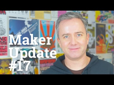 DIY Camera Explains Your Picture [Maker Update #17]