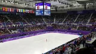 [Ver. CAM] 알리나 작기토바(Alina ZAGITOVA) 2018 평창올림픽 FS (Olympic)