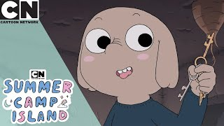 Summer Camp Island | Jail Escape | Cartoon Network UK 🇬🇧