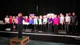 Ramsbottom Community Choir  - ALFA 2015
