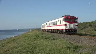 DC40形-大湊線-快速はまなすベイエリア号