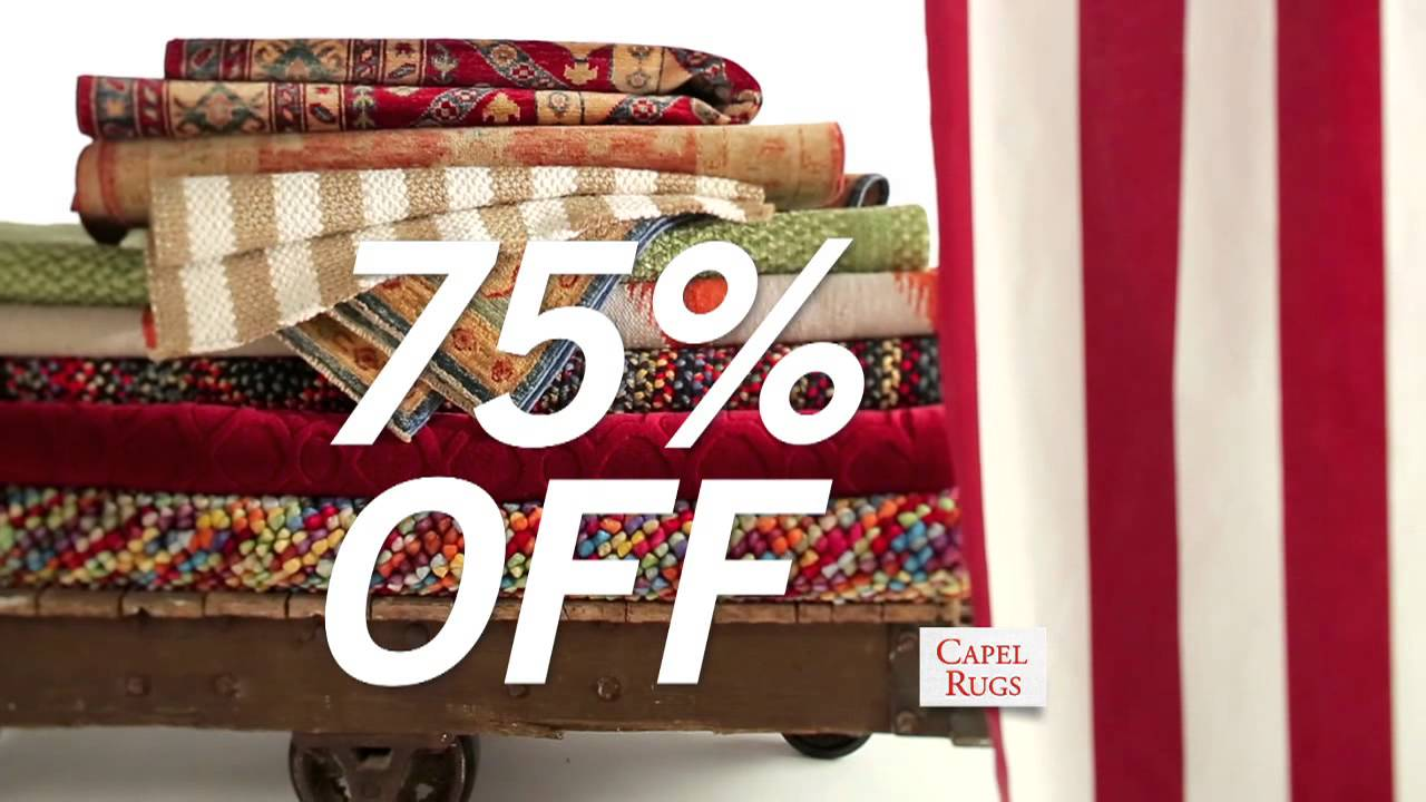 Capel Rugs   Tent Sale (Raleigh, NC)