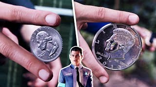 How to THROW & CATCH a COIN like Connor in Detroit: Become Human