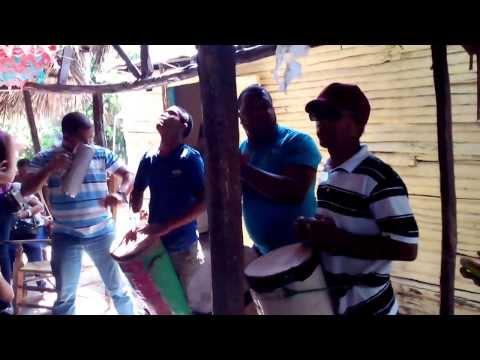 Palos music. Dominican Republic.