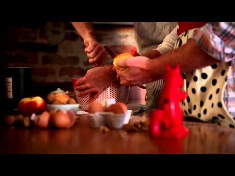 Fun times baking with the Beekman Boys | Anthropologie