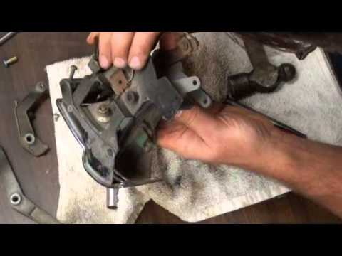 """Project Whitey"" 1957 GMC heater control rebuild - YouTube"