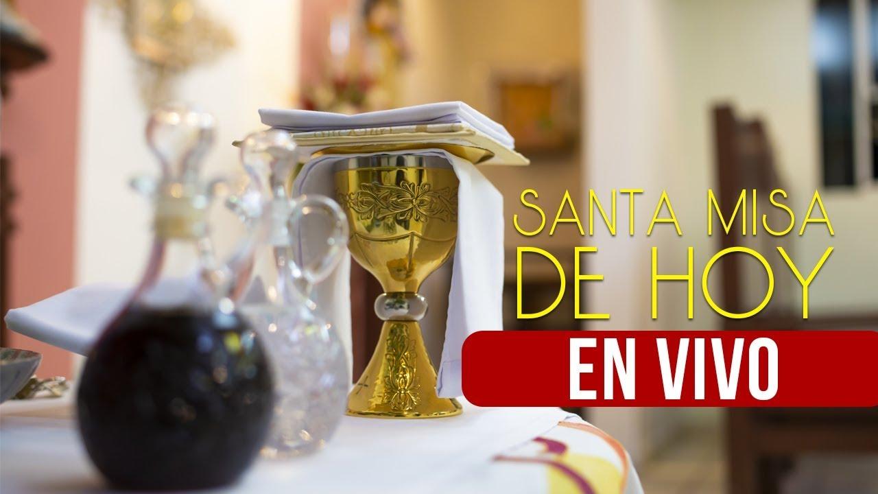Santa Misa En Vivo De Hoy Domingo 10 De Junio Del 2018 Misa Del Día De Hoy Youtube