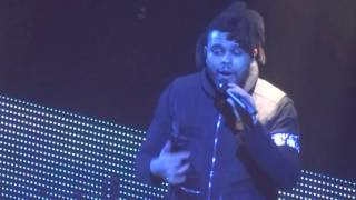 The Weeknd - Often Live - 12/6/15 - San Jose, CA - [HD] thumbnail