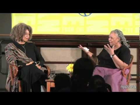 NYPL - Toni Morrison and Angela Davis