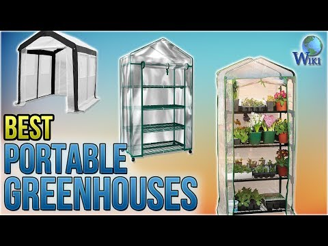 10 Best Portable Greenhouses 2018