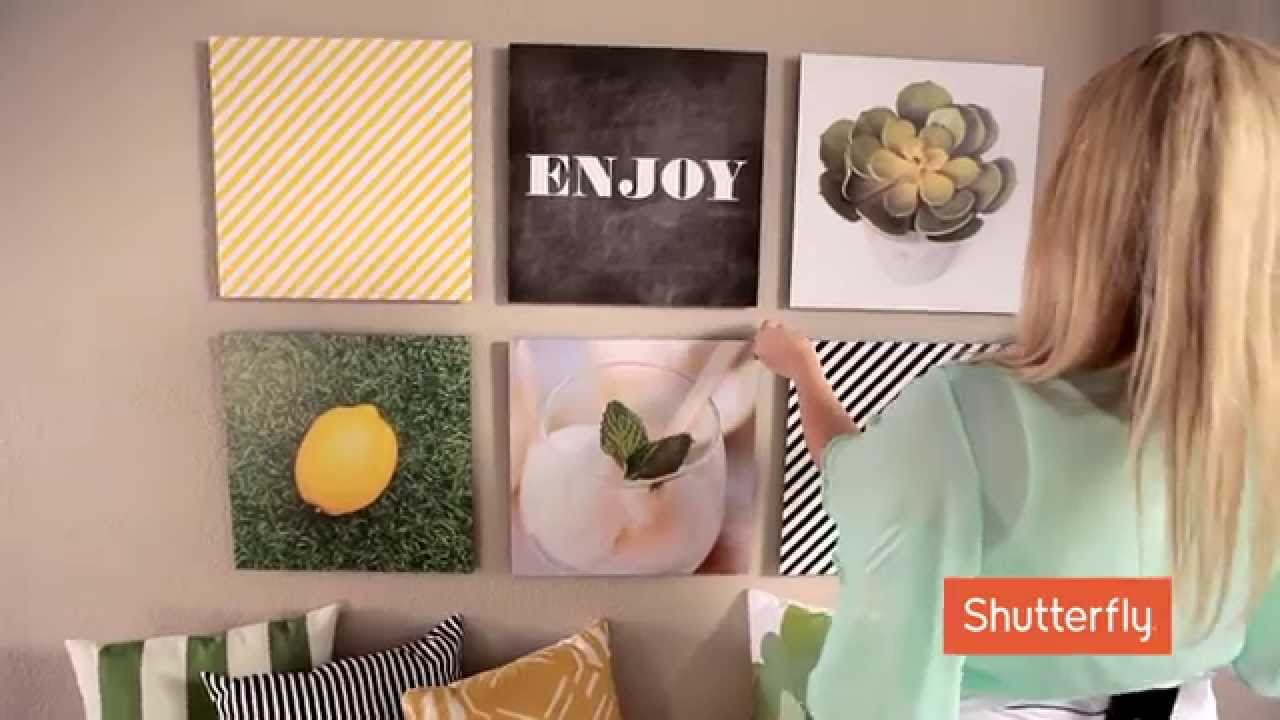 Shutterfly Home Decor with Kim Stoegbauer image