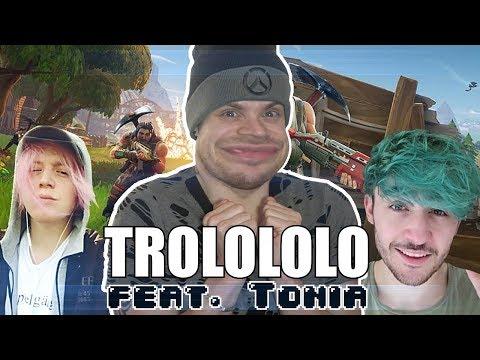 TROLLING in FORTNITE! (feat. Toni & Nia)