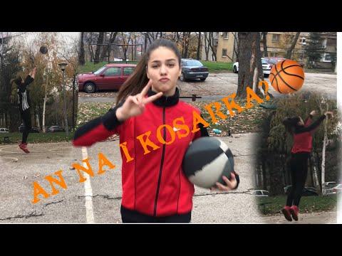 Anna i košarka?