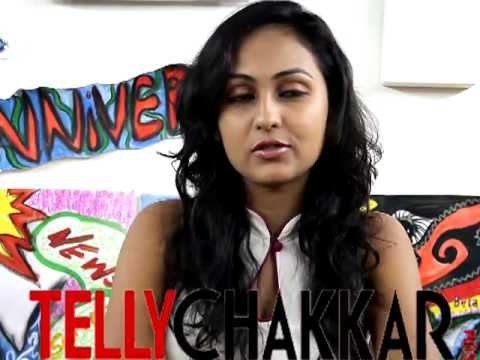 Archana Taide the dusky beauty chats with Tellychakkar.com ...