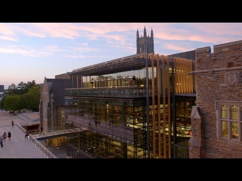Duke University West Union, USA by Grimshaw